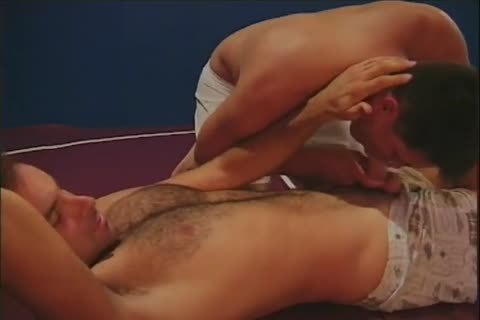 Mickey Russo And Jorge Milano undressed Wrestle
