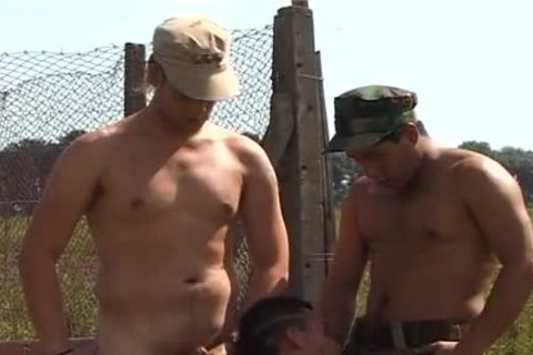peculiar military training