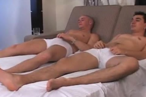 superlatively admirable allies Jack off jointly Porno homo