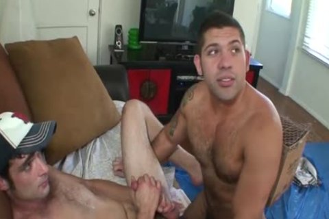 Gaystraight Amateurs engulf And fuck