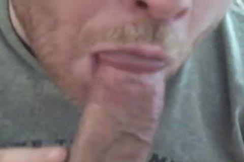 Worshiping Vegasdad's Veiny 10-Pounder