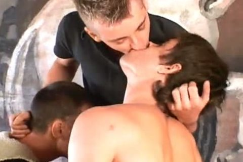 three-some Fingering And fucking