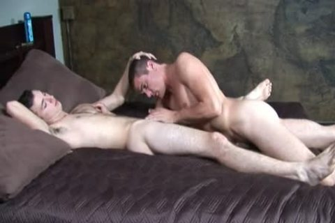 Two College men bunch-sex