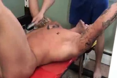 lustful biggest Muscle fastened And Tickled - Ryan Skull