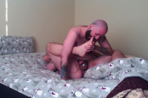Much old video scene. Some Foreplay, Then Paul bonks James, And Fills It Up For Him.