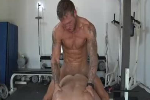 Bo Dean ploughs Tucker Scott - Lovealphalad