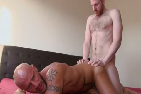 Aymeric Deville Has His wazoo banged By Aymeric Deville