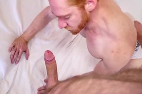 Ginger lad likes Being hammered