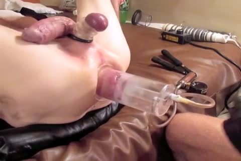 My recent Cylinder Arrived Just In Time For BrianStout To Take It Or Me On it is Maiden journey On 9-16-15.  nice Experience With The Pricey dildo, And lots of Fisting Of My Engorged  Prolapse After An Hour Of Being Pumped. cant expect To Have greate