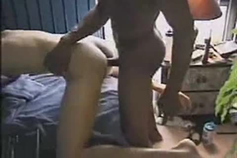 White Sissy lad bonks His large darksome 10-Pounder boyfriend