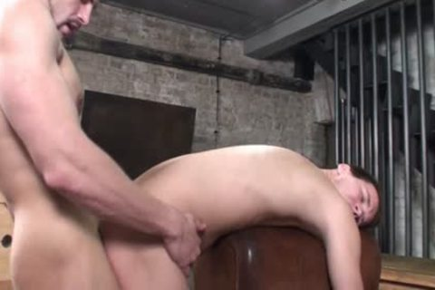 Two gay males Who one as well as the other have a joy Domination