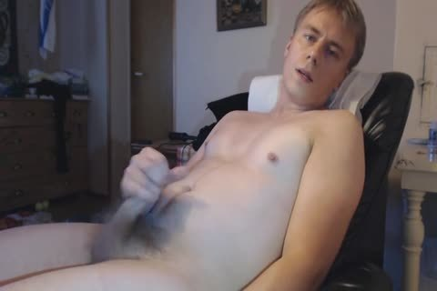 concupiscent lad Masturbates, Moans And Cums In An Intense gigantic O' Data-max=