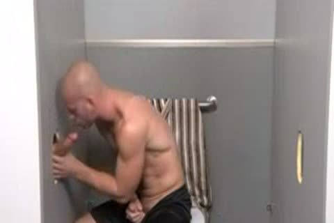 Gloryhole raw In toilet