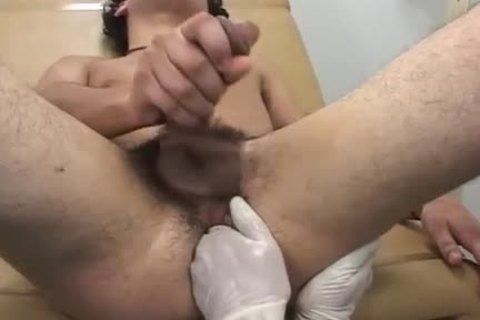 Russian males Physical Exam in nature's garb Male homo When I Arrived At