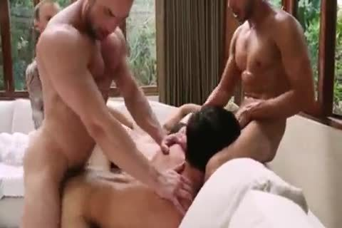 Breed That booty - unprotected bunch sex 5