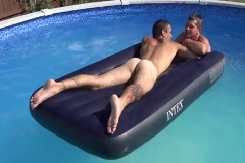 delightsome In The Pool