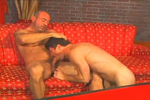 wet homosexual fellow Muscle Mike pounds Patrick Ives