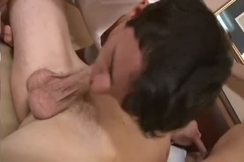 large Dangling Balls And Flaming fuck gap On This twink