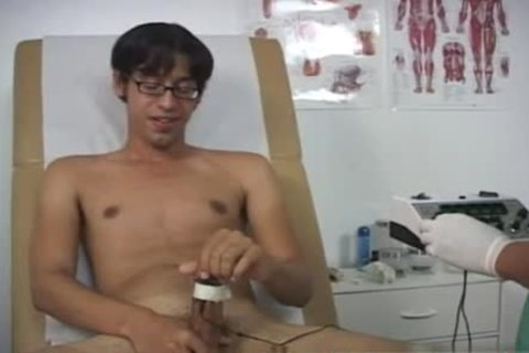 Free homo Male Physical Examination Porn clips It Felt Great!