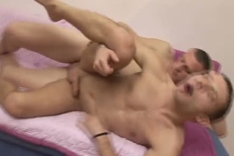 brutaly homo butthole fucking And Cumswapping