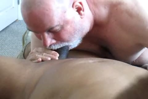 Flowing Nutt From A humongous-Dicked darksome