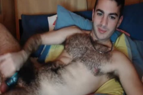 Gorillaman223 On Chaturbate (handsome bushy, sperm & wazoo)