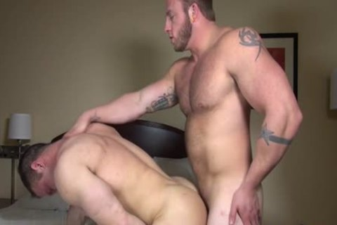 Muscle homosexual butt hammer With cumshot