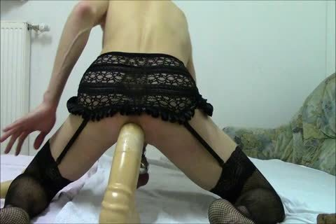 throbbing-group-sex Sissy-slave, biggest sex tool