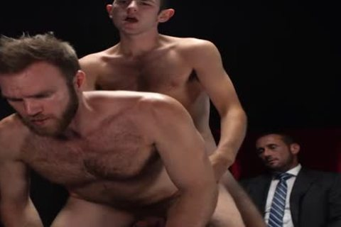 MormonBoyz - Two Missionaries pound As castigation For Priest Daddy