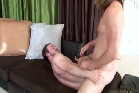 gigantic dick Son butthole-copulation And cumshot