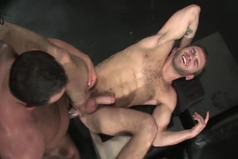 hairy Wolf a bit of pooper With cumshot