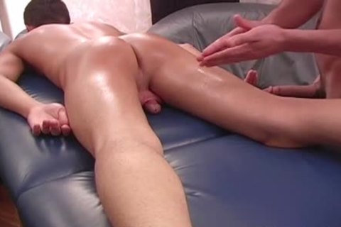 A Sensual Massage For This gay lad