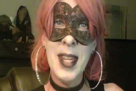 attractive Dancing Goth Cd web camera Show Part two Of two