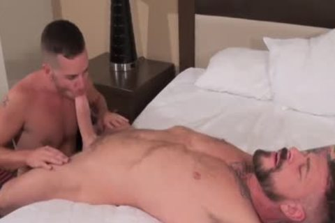 Rocco Steele fucking His Boyfriend arse aperture