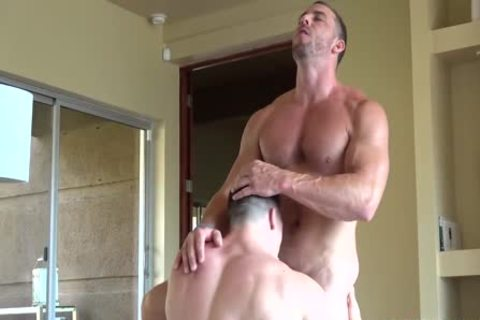 Amazingly str8 FIT weenies Have wild Muscle Sex & nail HARD!