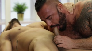 The Boss - Jessy Ares & Pietro Duarte Muscle slam