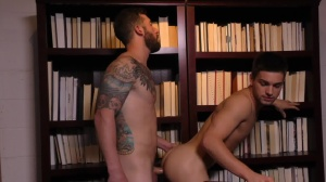 May I Join u ? - Johnny Rapid and Brad Powers large cock Sex