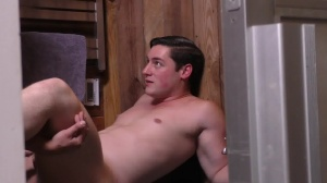 Sorry daddy - Damien Stone with Clark Campbell large rod Nail