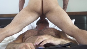 Daddy acquires Seconds - William Seed and Jack Kross anal Nail