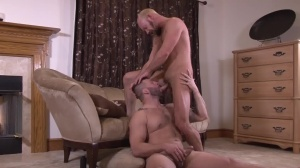 Family Secrets - Colby Jansen and Mike Tanner ass sex