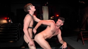 I'm Leaving you - Johnny Rapid, Jimmy Fanz ass Hook up
