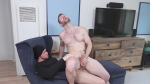 booty Bandit - Connor Maguire, Dennis West butthole screw