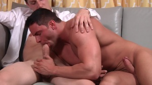 Mormon Undercover - Paul Canon, Jake Wilder butthole Hook up