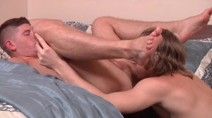 The Straight man - Tom Faulk and Connor Halstead ass Love