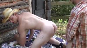 Down Low - Jason Maddox with Johnny Forza butt Hump