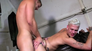Smack Me Up - Paul Walker and Mickey Taylor ass Hump