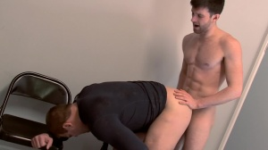 Scrum - Colby Jansen and Woody Fox butthole Nail