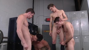 Major League - Johnny Rapid with Mike De Marko Athlete Hook up