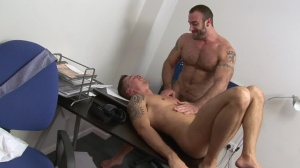 Pulling An All Nighter - Spencer Reed with Jay Roberts butthole Hump