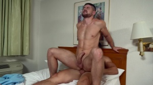 The Sting - Axel Kane and Connor Halstead butthole job